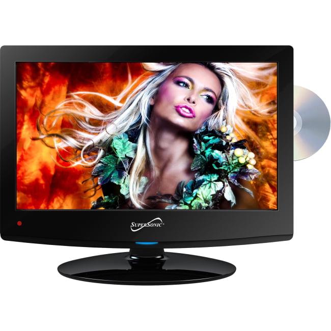 """Supersonic SC-1512 15"""" TV/DVD Combo - HDTV - 16:9 - 1440 ..."""
