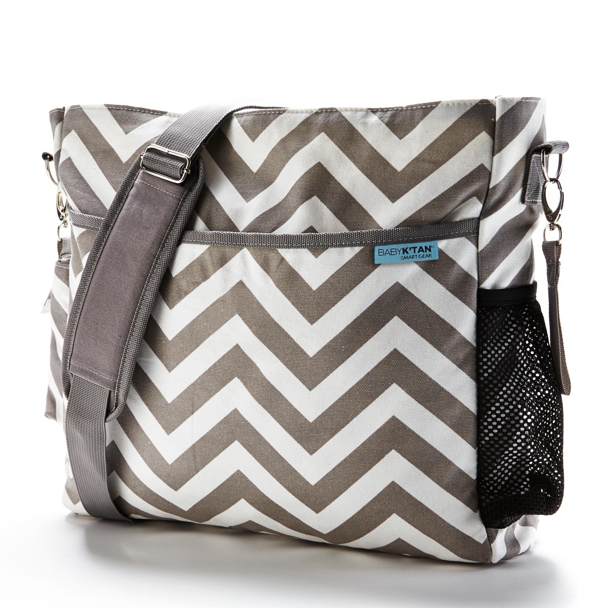 Baby K'tan Diaper Bag with Built-in Wet Bag