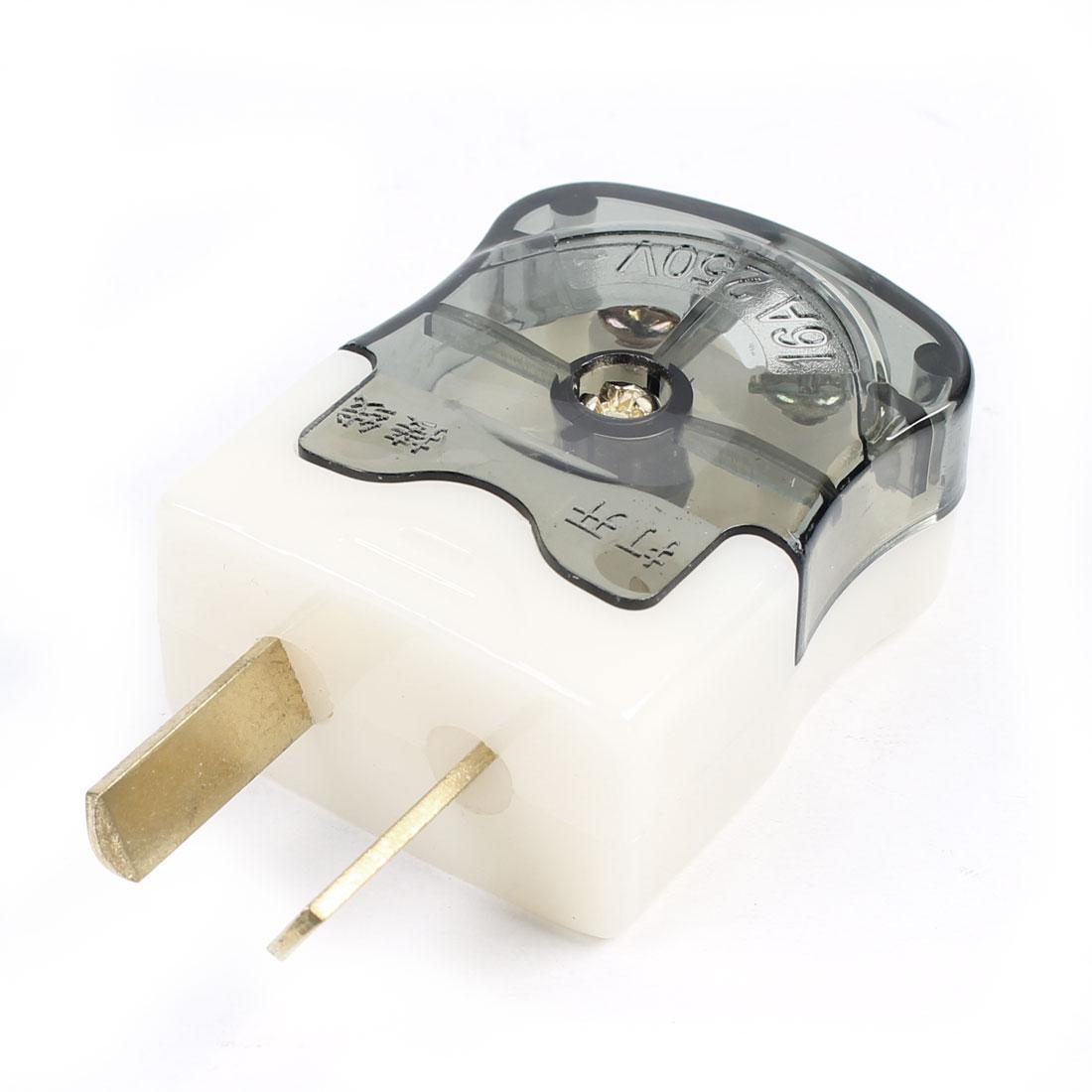 AU Plug AC 250V 16A Power Convertor White Gray Repair Parts