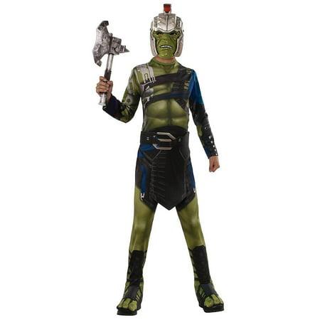 Thor: Ragnarok War Hulk Costume Child - Kids Hulk Costumes