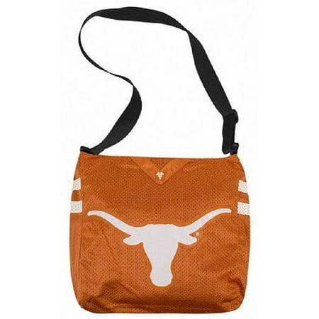 NCAA Texas Longhorns Jersey Tote Bag