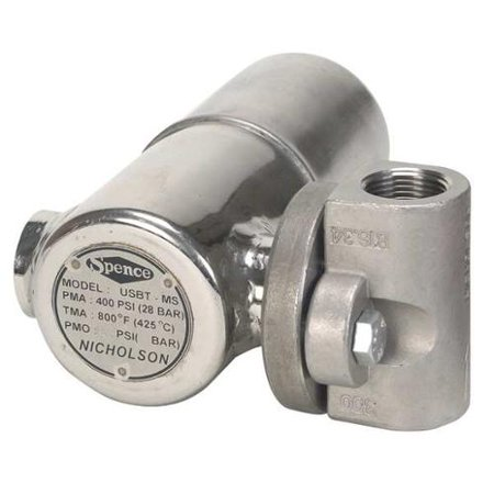 SPENCE ENGINEERING USBT-TQXULS Steam Trap,Inverted Bucket, PSI
