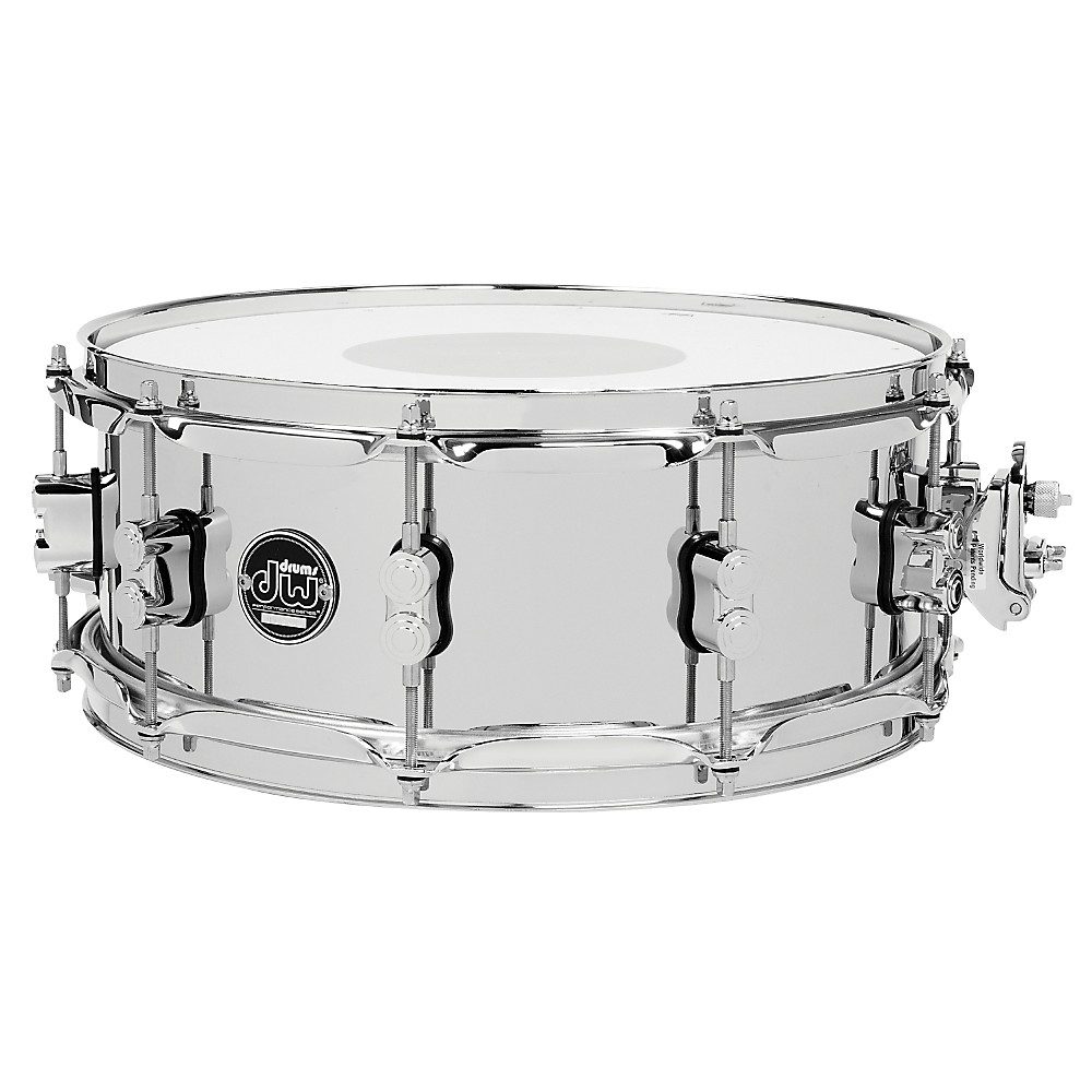 DW Performance Series Steel Snare Drum 14 x 5.5 in.