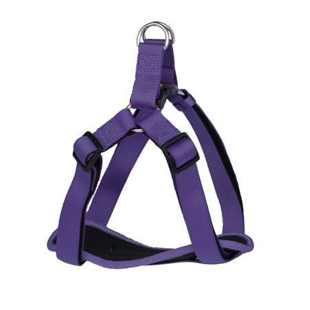 Vibrant Life Comfort Purple Padded Dog Harness, Large, 22-36 - Star Wars Dog Harness