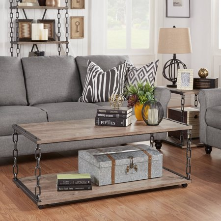 X Coffee Table By Chelsea Lane