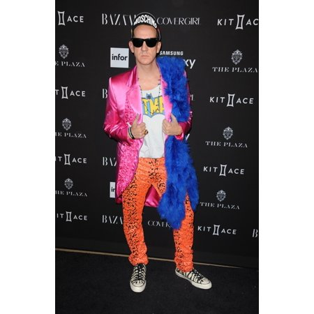 38fb66ee64 Jeremy Scott At Arrivals For HarperS Bazaar September Icons Party The Plaza  Hotel New York Ny September 16 2015 Photo By Kristin CallahanEverett  Collection ...