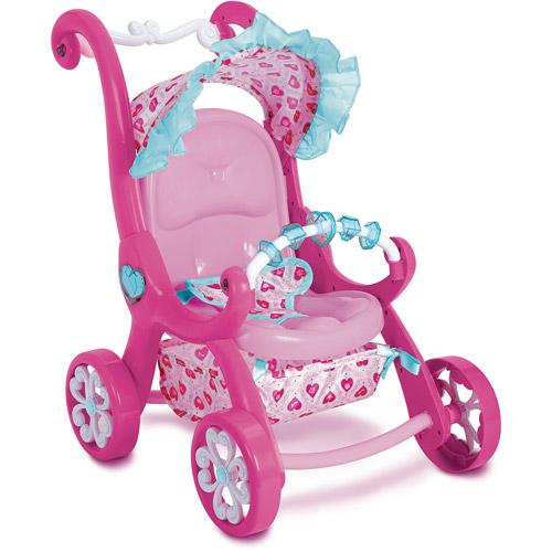 Disney Princess Doll Stroller - Walmart.com