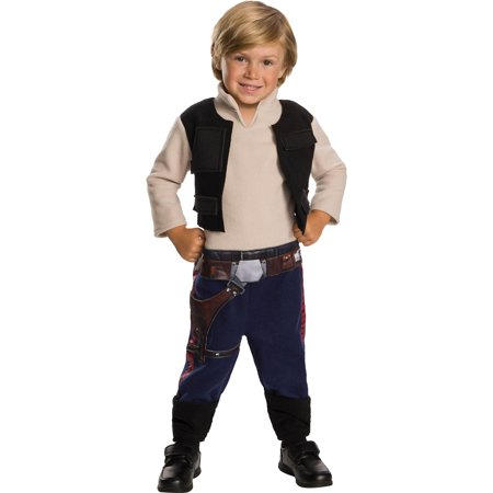 Star Wars Classic Toddler Han Solo Costume](Star Wars Costumes Toddler)