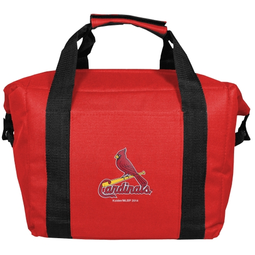 St. Louis Cardinals Logo Kooler Bag - No Size