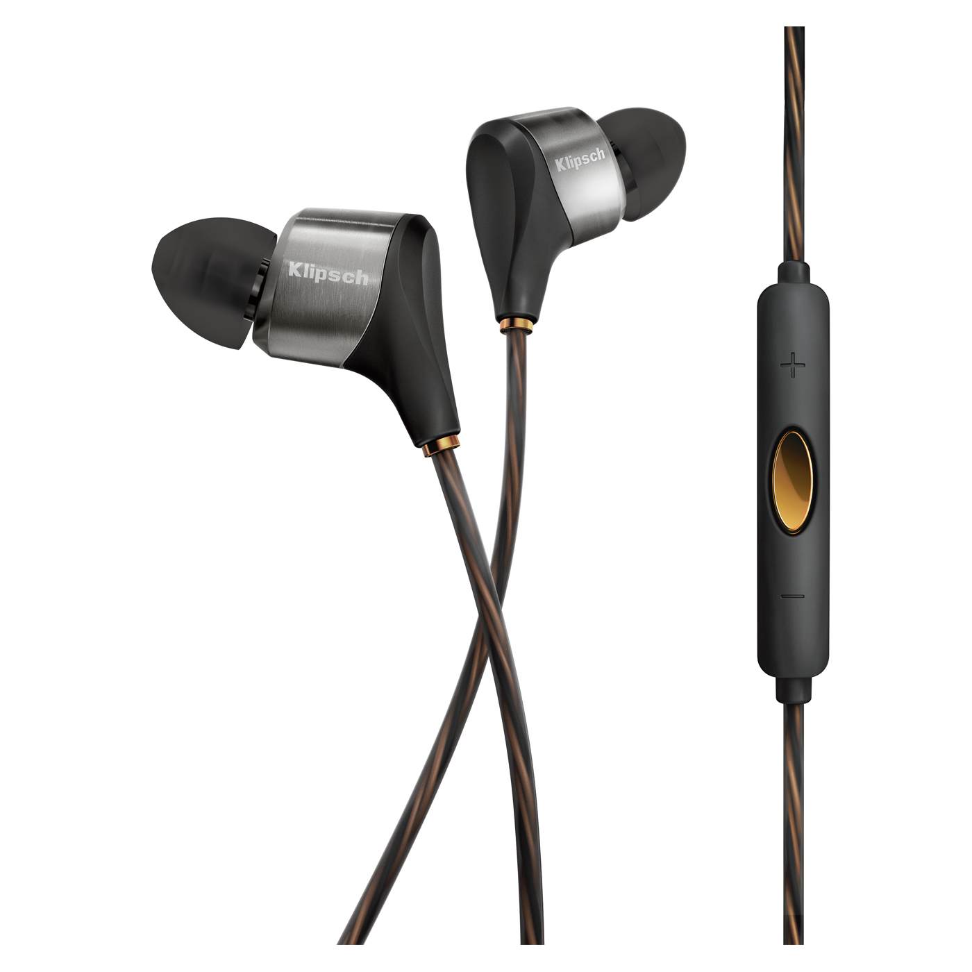Klipsch XR8i Reference Hybrid In-Ear Headphones by Klipsch