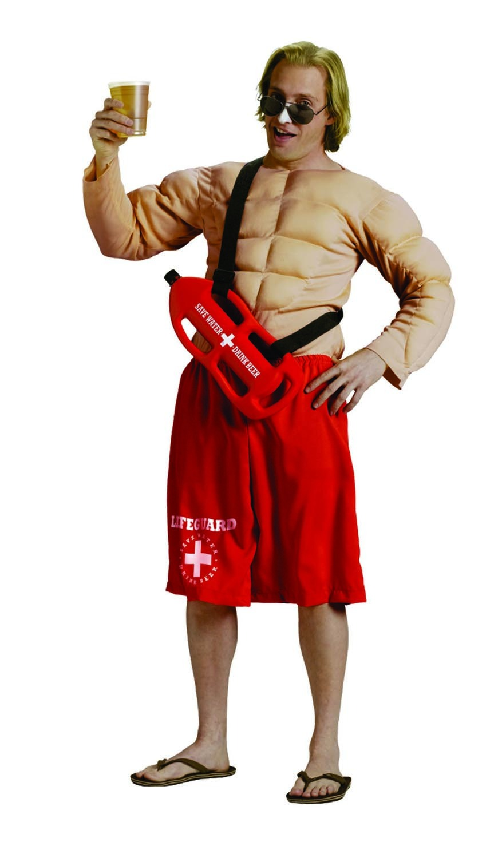 sc 1 st  Walmart & Off Duty Lifeguard Costume Adult - Walmart.com