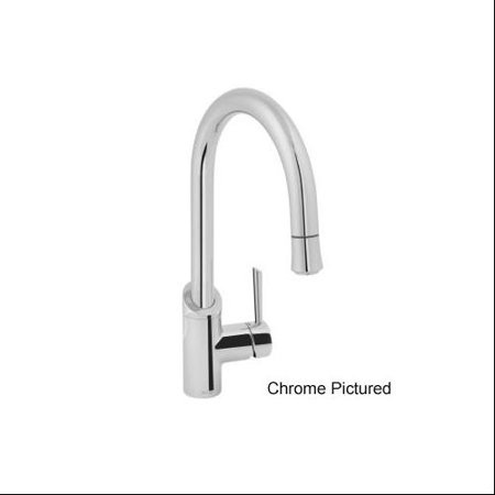 Jado Kitchen Faucet Brushed Nickel