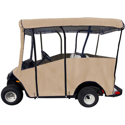"4-Passenger 80"" ""Over the Top"" Golf Cart Cover, Multiple Colors"