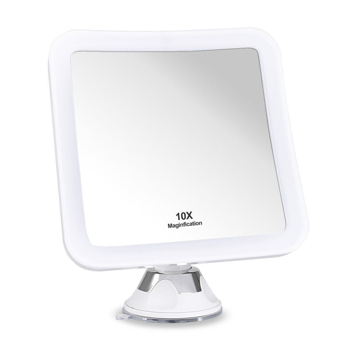 10x Magnifying Lighted Makeup Mirror Daylight Led Vanity