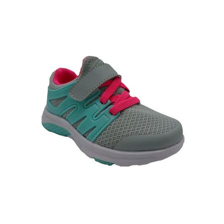 Athletic Works Toddler Girls Overlay Athletic Shoe