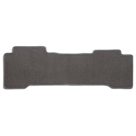 Premier Berber Custom Floor Mats: 2002-09 Fits CHEVROLET TRAILBLAZER (Gray) (Rearrunner) (2761230-47)