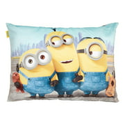 """Universal Despicable Me Minions 20"""" x 26"""" Bed Pillow, 1 Each"""