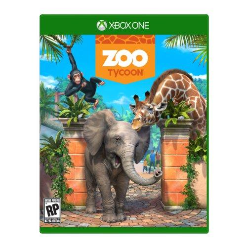 Microsoft U7X-00001 Zoo Tycoon Xbox One