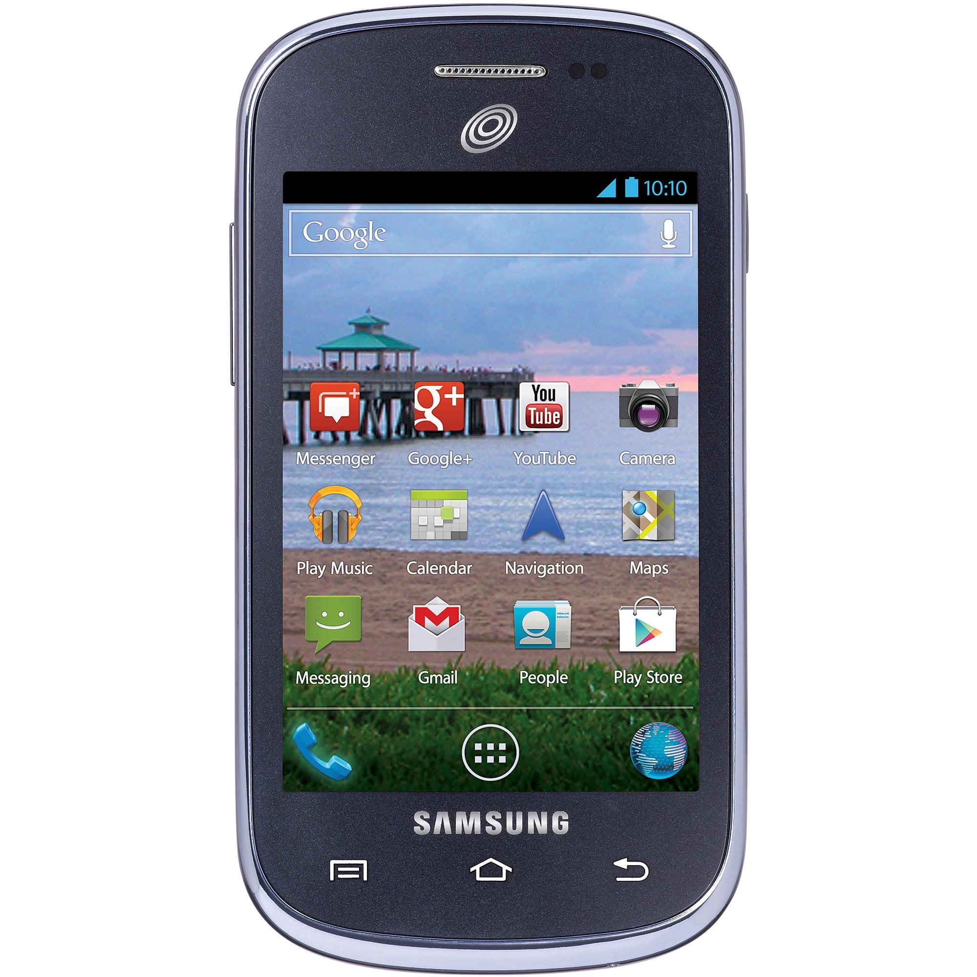 Straight Talk Samsung S730G Galaxy Discover Prepaid Smartphone