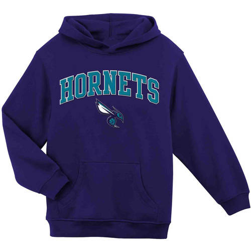 NBA Charlotte Hornets Youth Team Hooded Fleece