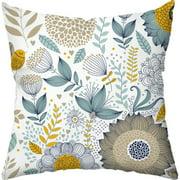 Checkerboard, Ltd Wildflowers Indoor/Outdoor Throw Pillow