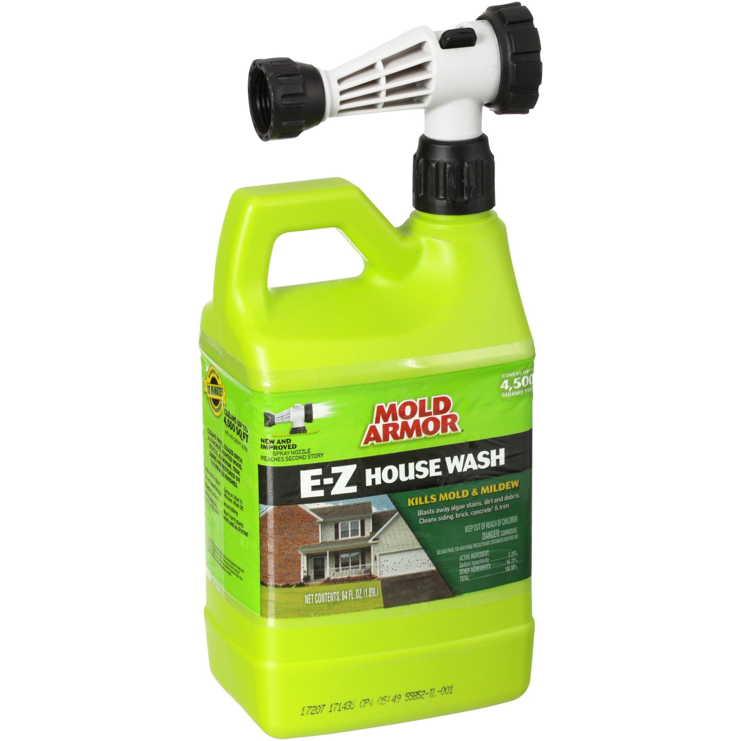 Mold armor e z house wash 64 fl oz jug walmart com