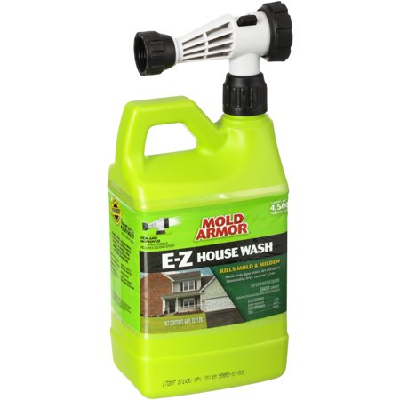 Mold Armor E Z House Wash 64 fl oz Jug Walmart