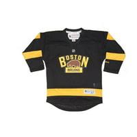 Product Image Boston Bruins NHL Reebok 2016 Winter Classic Child 4-7 Replica  Jersey 59641c85d