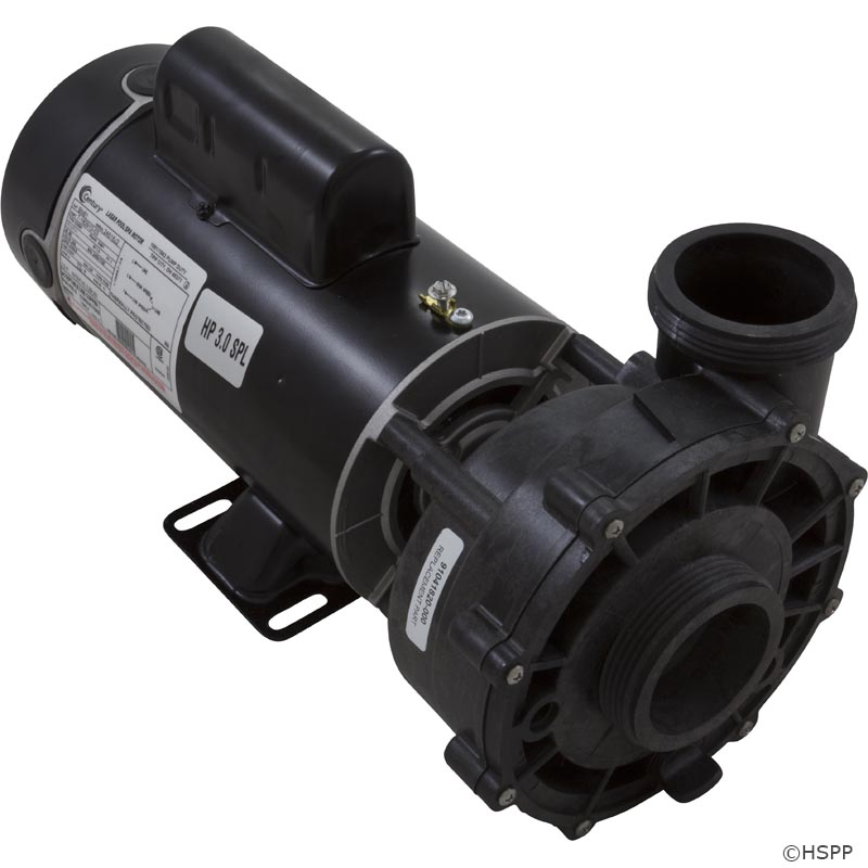 Pump, Aqua Flo XP2e, 2.0hp Century, 230v, 2-Speed, 48fr, 2""