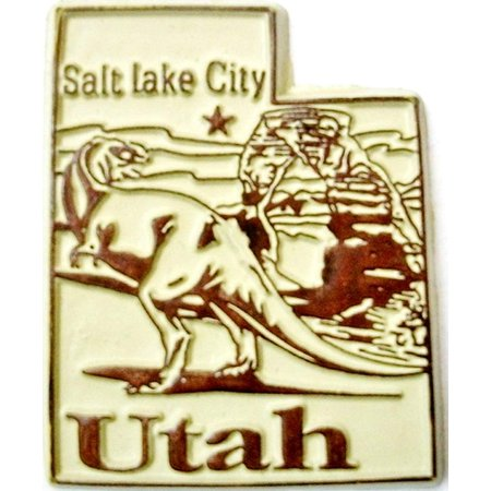 Utah Salt Lake City United States Fridge Magnet - Costumes Salt Lake City