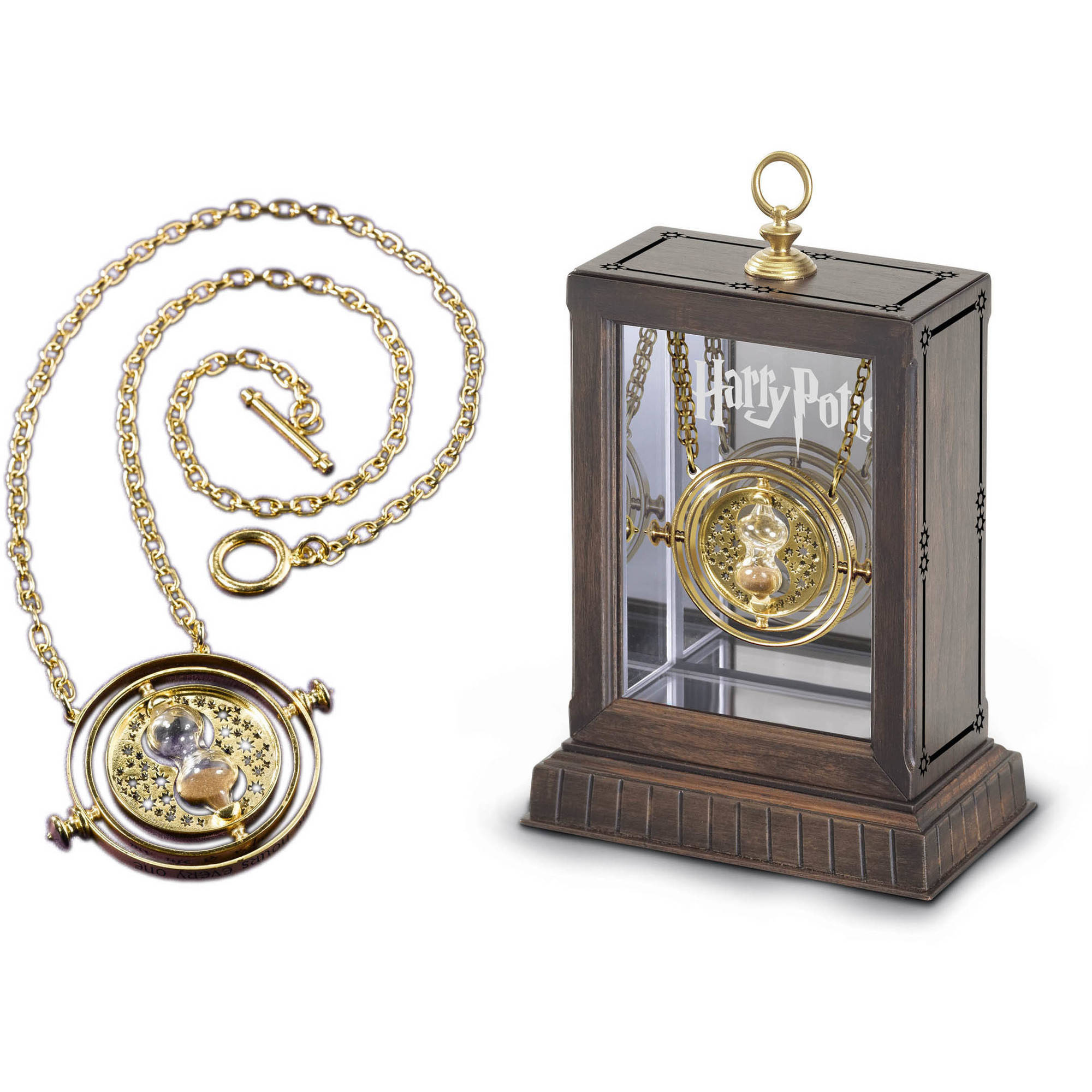 Harry Potter: The Hermione Granger's Time Turner and Collector's Box by Generic