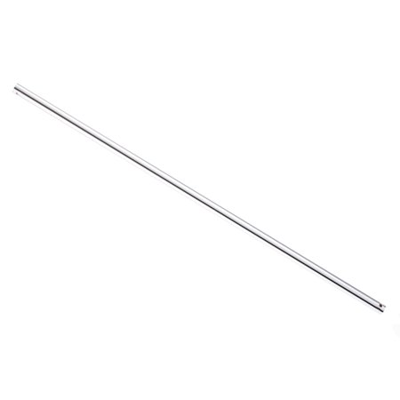 Lucci Air 36-inch Downrod, Brushed Chrome