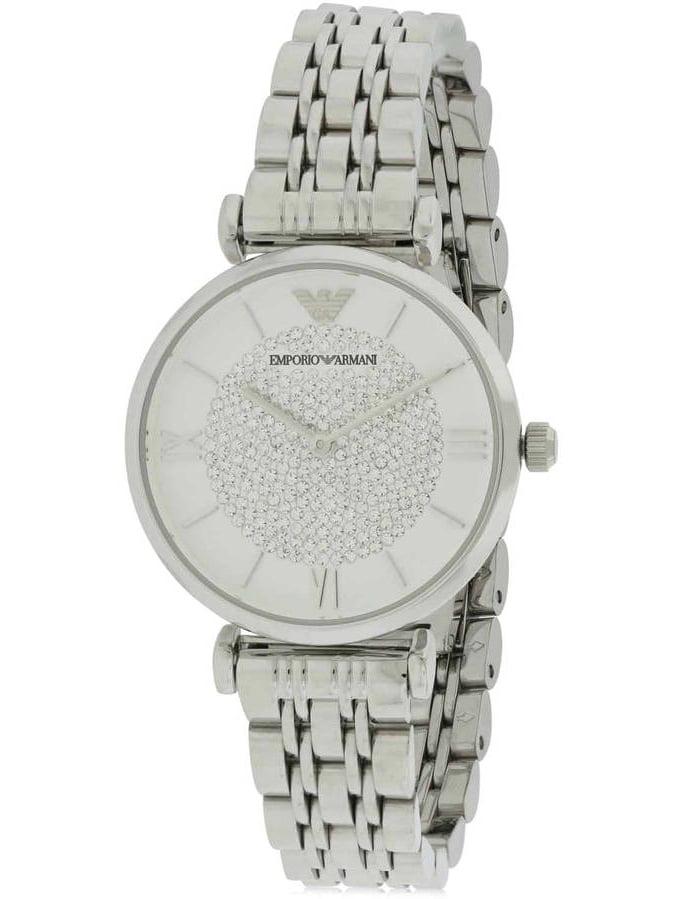 Emporio Armani Women's Stainless Steel Retro Watch, AR1925