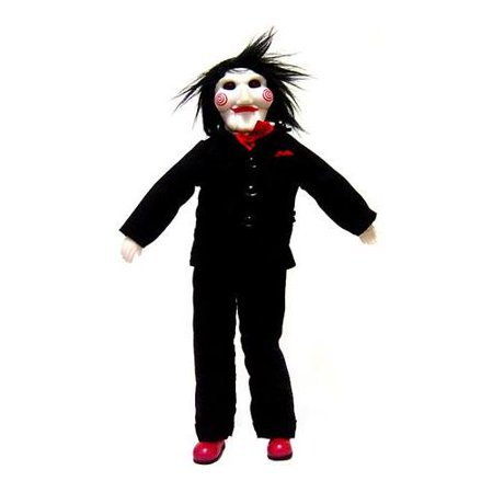 NECA Billy the Jigsaw Puppet Plush - Puppet From Saw