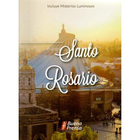 Santo Rosario : Incluye Misterios Luminosos