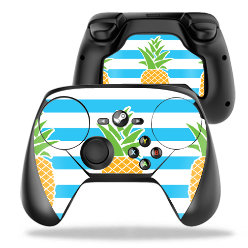MightySkins Protective Vinyl Skin Decal for Valve Steam Controller case wrap cover sticker skins Beach Towel