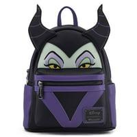 aea37c998cab Product Image Loungefly Disney Maleficent Sleeping Beauty Diva Villains  Mini Backpack Purse