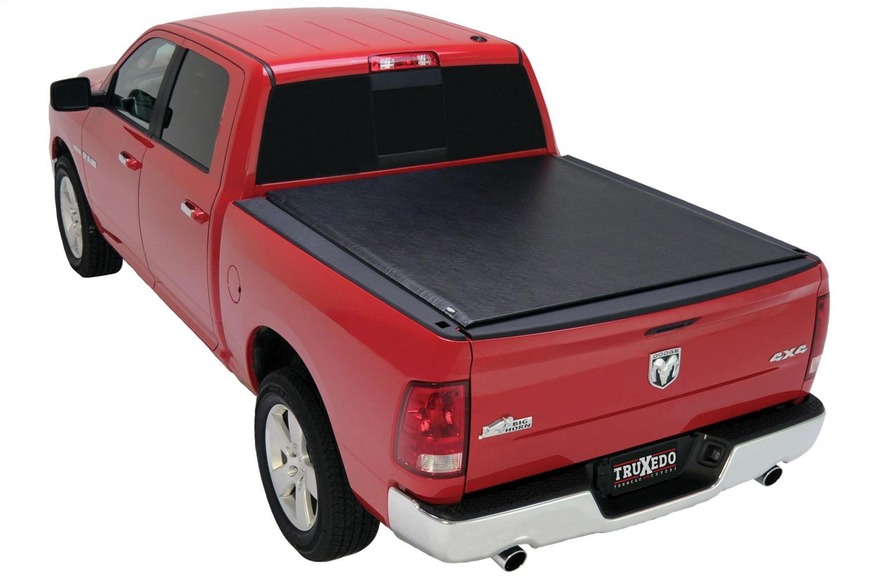 Truxedo 548901 09 14 Ram 1500 10 14 Ram 2500 3500 8 Bed Lo Pro Qt Soft Roll Up Tonneau Cover Walmart Com Walmart Com