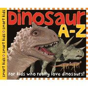 Dinosaur A-Z by Priddy Books