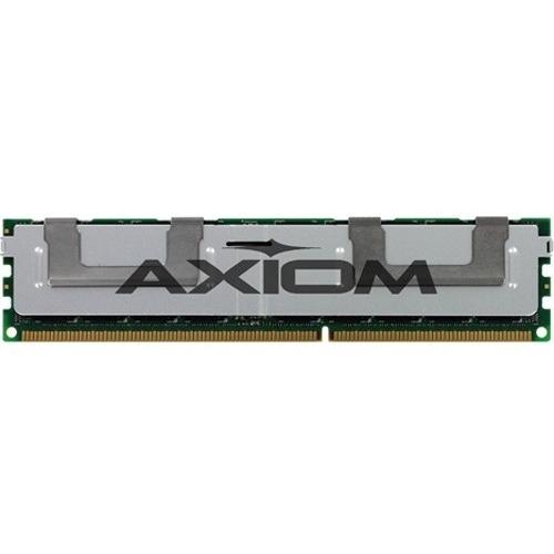 """Axion AX42393291/1 Axiom 32GB Quad Rank Low Voltage Module PC3L-10600 Registered ECC 1333MHz 1.35v - 32 GB - DDR3 SDRAM - 1333 MHz DDR3-1333/PC3-10600 - 1.35 V - ECC - Registered - 240-pin - DIMM"""