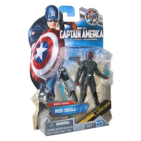 Marvel Captain America Movie Series 1 Red Skull Action Figure