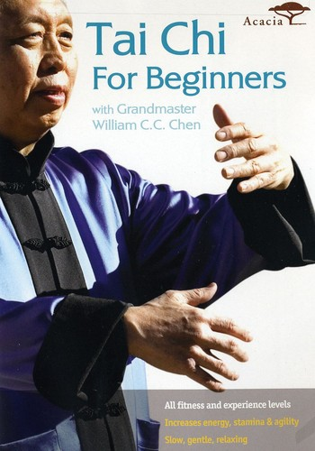 Tai Chi for Beginners with Grandmaster Chen by ACORN MEDIA