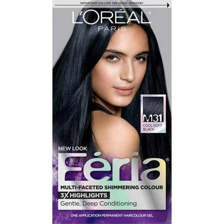 Loreal Hair Color Black Cherry