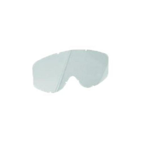 Scott USA 218814-102 Single Anti-Fog Works Lens for Hustle/Tyrant Goggles - Clear