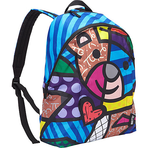 Miquelrius Britto Backpack Teddy Bear