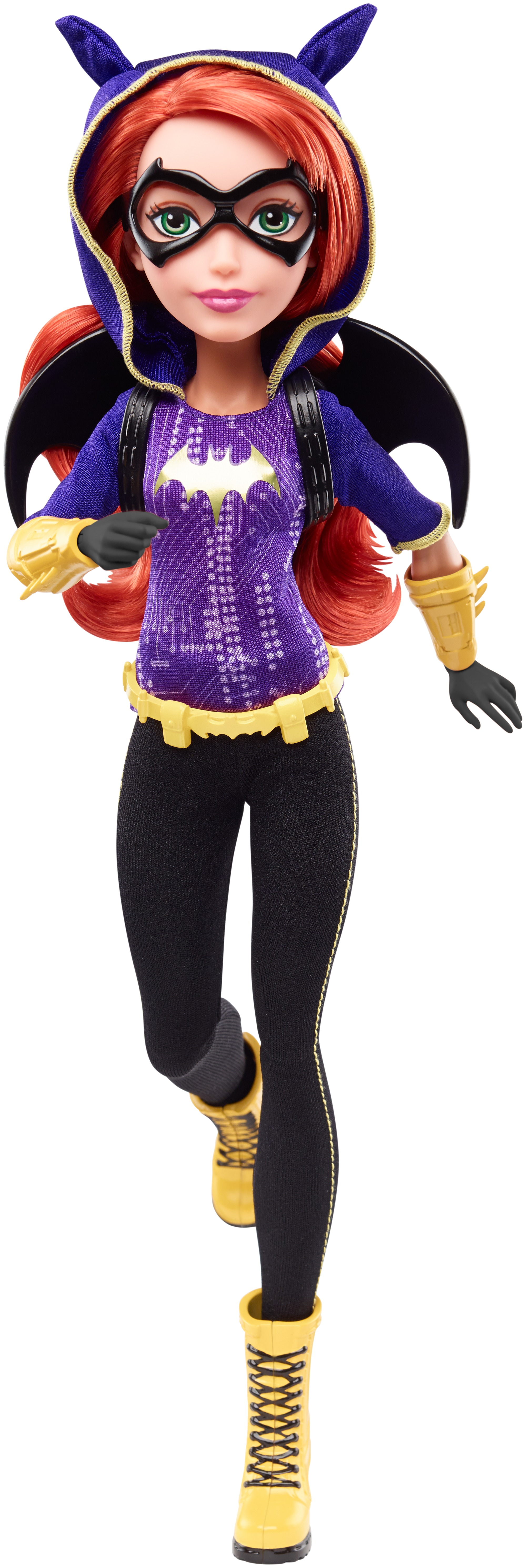 DC Super Hero Girls Batgirl Action Doll by MATTEL INC.