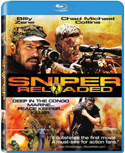 Sniper: Reloaded (Blu-ray)