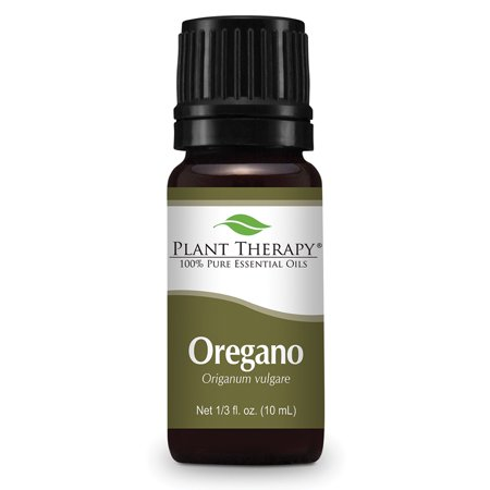 Plant Therapy Oregano Origanum Essential Oil 10 mL (1/3 fl. oz.) 100% Pure, Undiluted, Therapeutic Grade