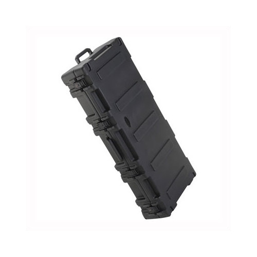 SKB Cases Mil-Standard Rolling Roto Case: 8'' H x 17.5'' W x 44 1/4'' D (inside)