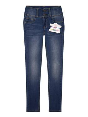 Lee Jeans High waist Skinny Jean with Friendship Braceletes(Big Girls)